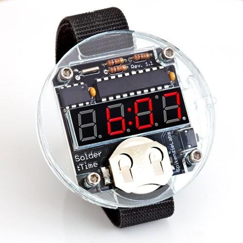 Solder : Time - Kit