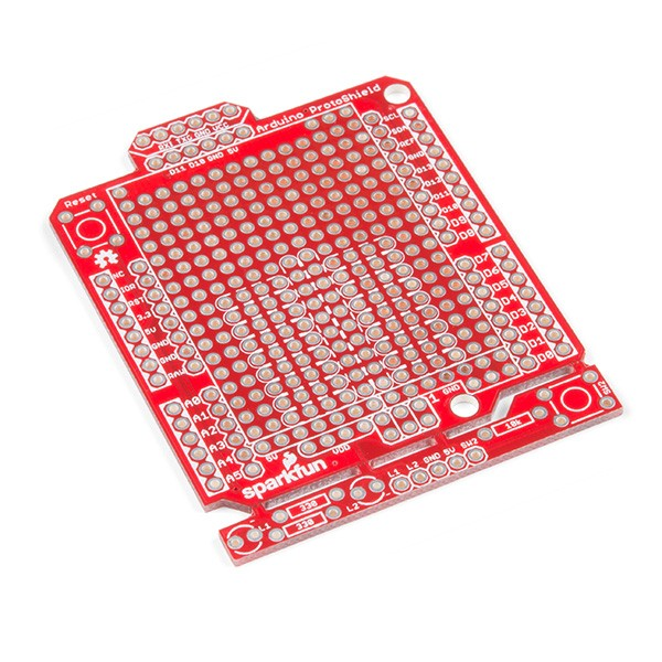 SparkFun Arduino ProtoShield - Bare PCB