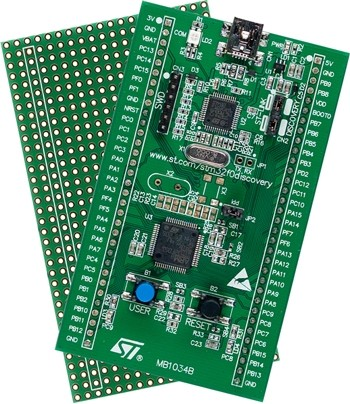 STM32F0Discovery - STM32F0 Discovery Board
