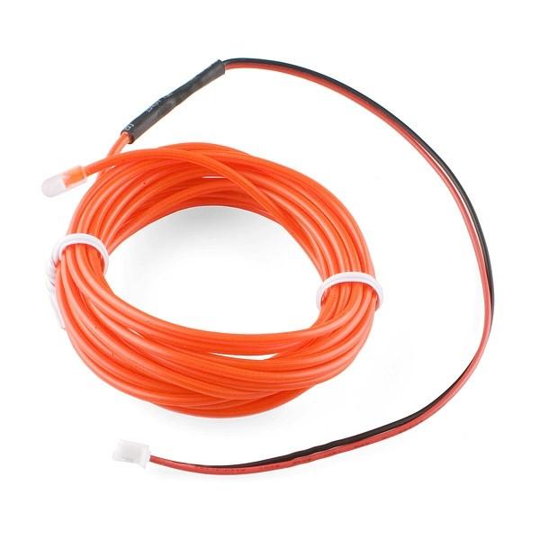 EL Kabel - Rot 3m