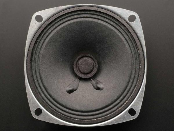 """Lautsprecher - 3"""" Durchmesser - 4 Ohm 3 Watt"""