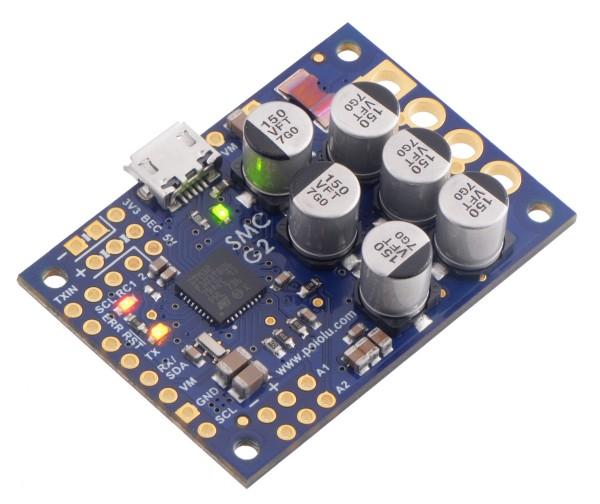 Pololu High-Power Simple Motor Controller G2 18v25