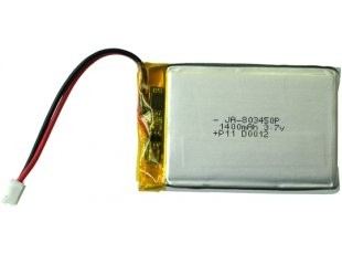 Polymer Lithium Ion Battery 1400mAh