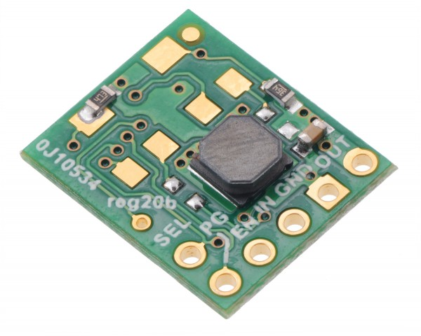3.3V Step-Up/Step-Down Voltage Regulator w/ Fixed 3V Low-Voltage Cutoff S9V11F3S5C3