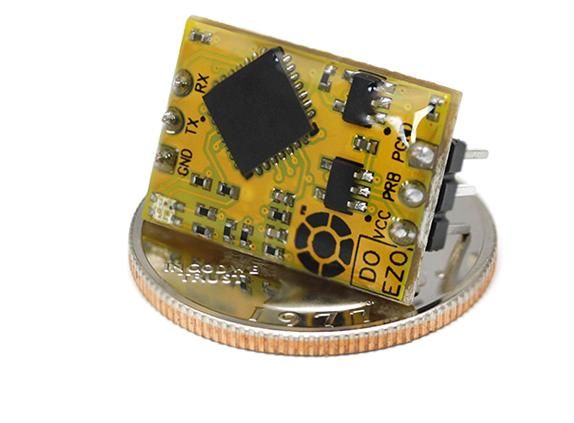 EZO Dissolved Oxygen Circuit - Sauerstoffsättigung-Schaltung