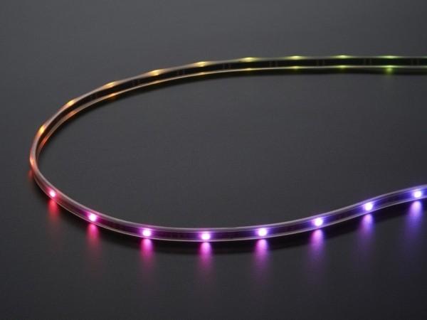 Adafruit Mini Skinny NeoPixel Digital RGB LED Strip - 30 LED/m - BLACK 5m