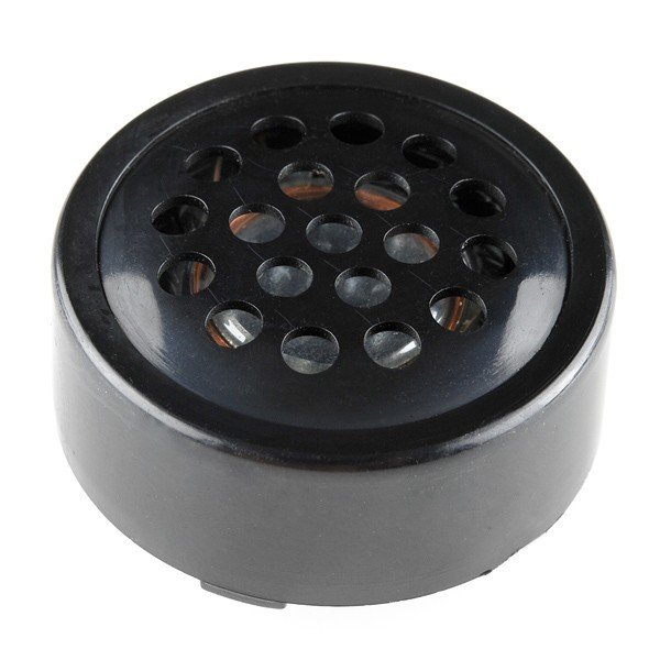 Speaker - PCB Mount (Breadboard-Friendly)