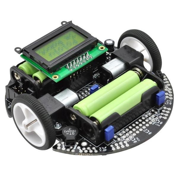 Pololu 3pi Roboter mit ATmega328 Mikrocontroller