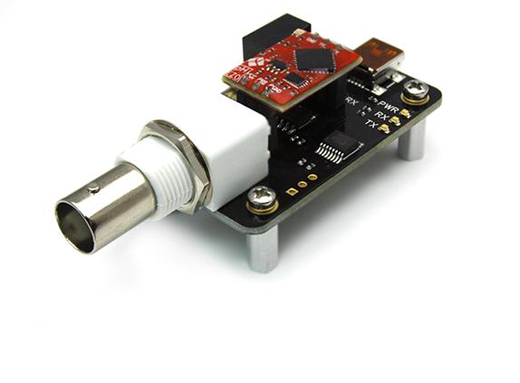 Elektrisch isolierte USB-EZO-Trägerplatine