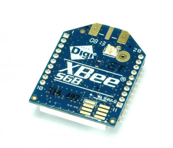 XBee Wi-Fi Module with U.FL connector XB2B-WFUT-001