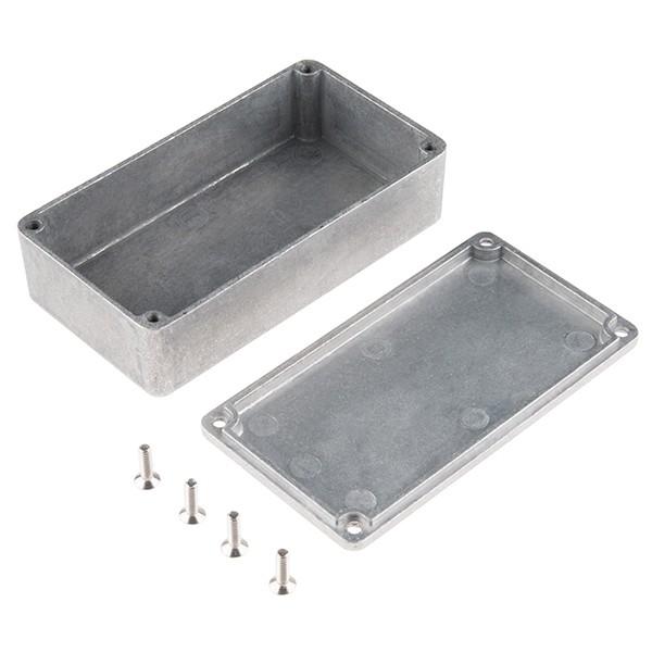 Aluminium Gehäuse (112x61x31mm)