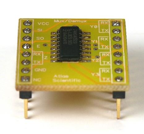 Serial Port Connector