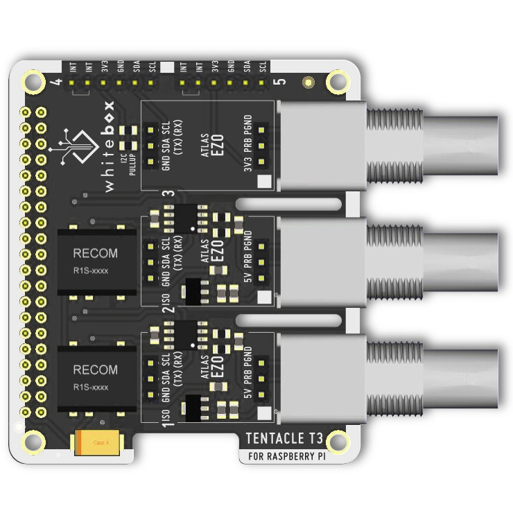 Tentacle T3 for Raspberry Pi (assembled)