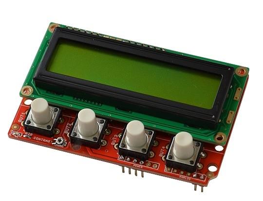 Olimex SHIELD-LCD16x2