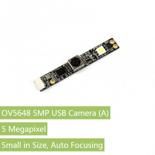 OV5648 5MP USB-Kamera (A) mit Autofokus
