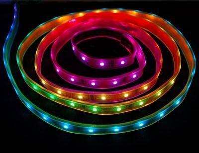 Adafruit Digital RGB LED Weatherproof Strip 32 LED - (5m)