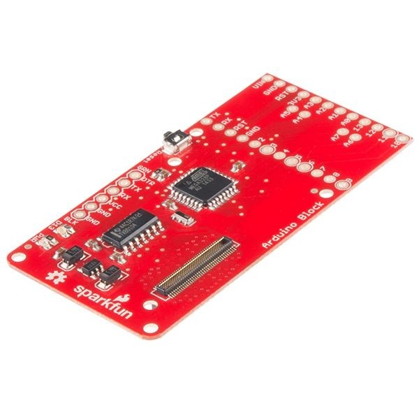 SparkFun Block for Intel Edison - Arduino