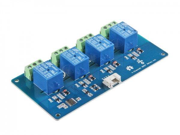 Seeed Studio Grove - 4-Channel SPDT Relay