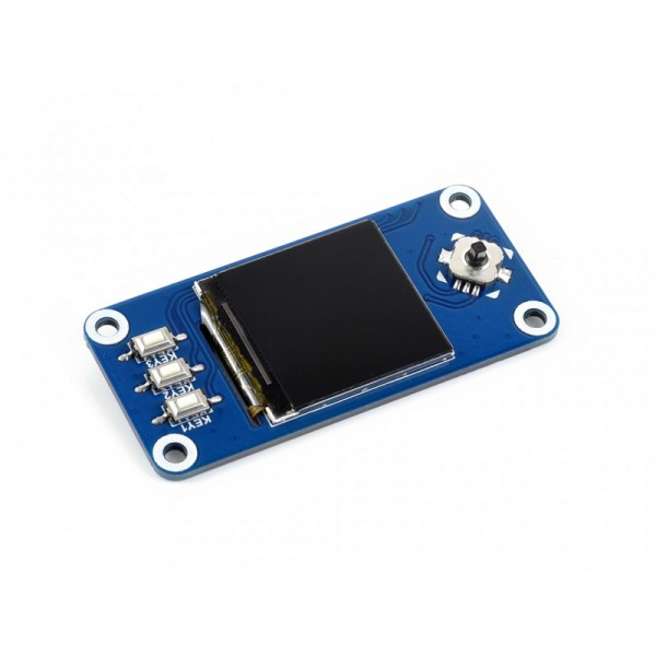 """Waveshare 240x240 1.3"""" IPS LCD display HAT for Raspberry Pi"""