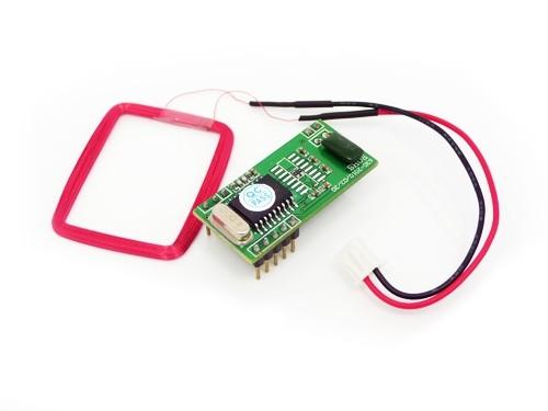 Seeed Studio 125Khz RFID Modul RDM630 - UART