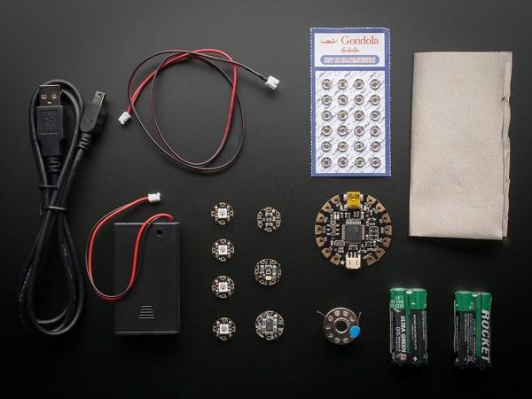 Adafruit FLORA Sensor Pack