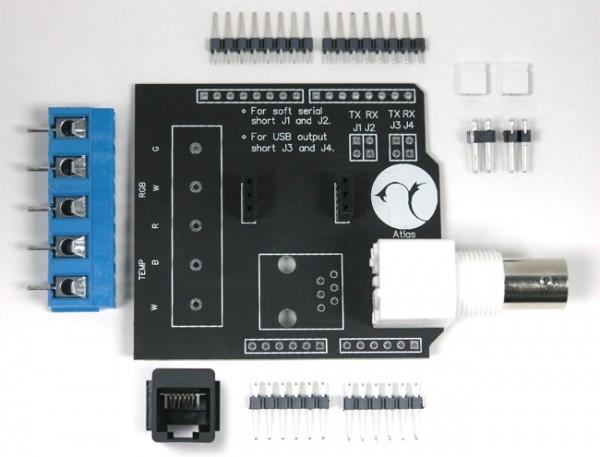 Arduino Rapid Development Shield
