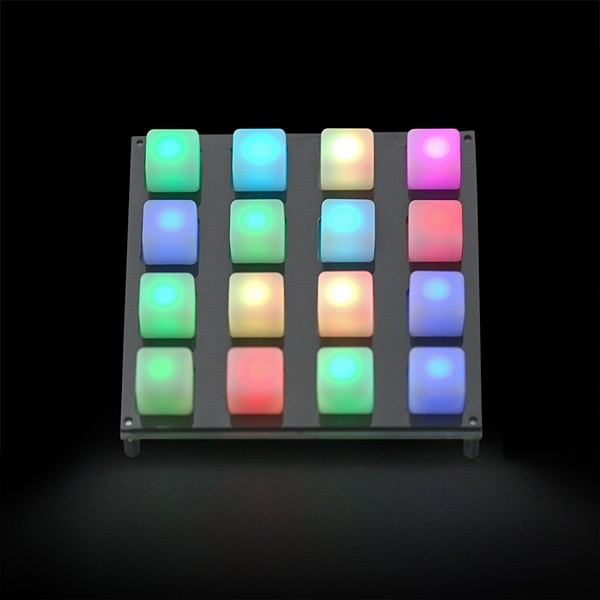 Button Pad 4x4 - LED Compatible COM-07835