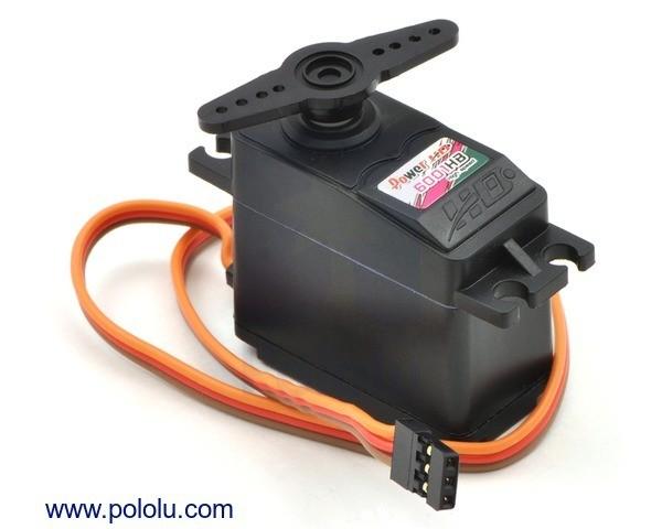 Power HD Standard Servo 6001HB