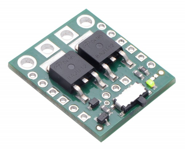 Pololu Big MOSFET Slide Switch with Reverse Voltage Protection, MP