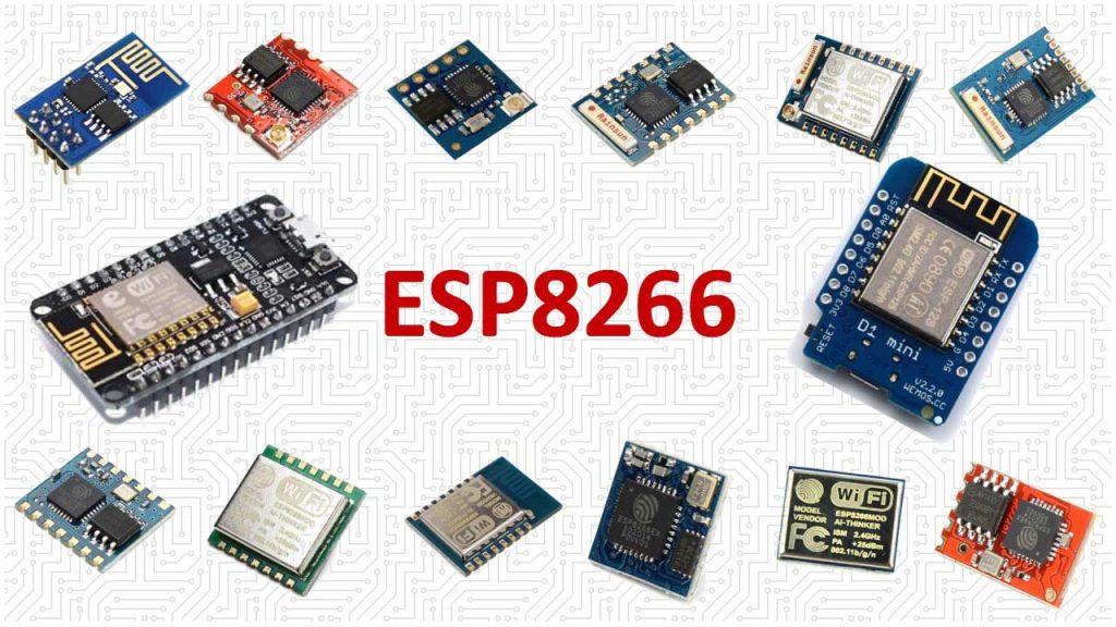 esp8266-vergleich