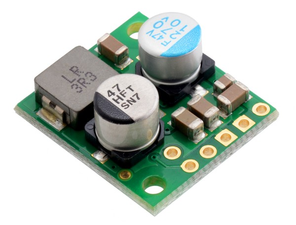 6V, 2.7A Step-Down Voltage Regulator D36V28F6
