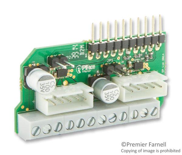 PiFace MOTOR CONTROL EXTRA Motorsteuerung für Raspberry Pi ...