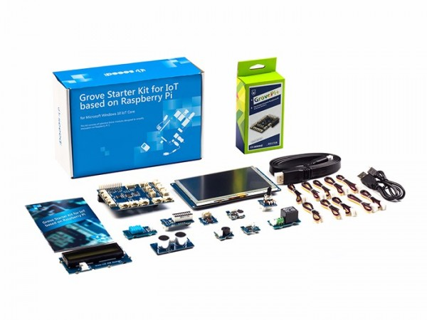 Seeed Studio Grove IoT Starter Kit für Raspberry Pi