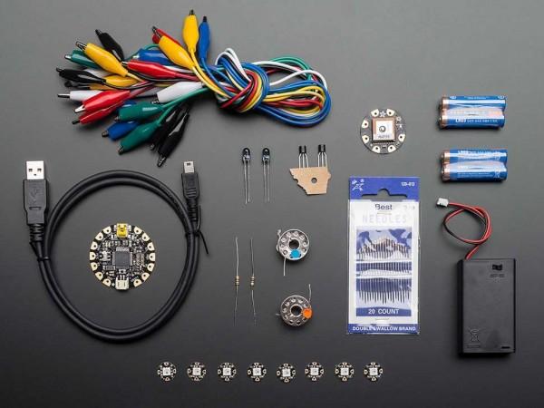 Adafruit FLORA GPS Starter Pack
