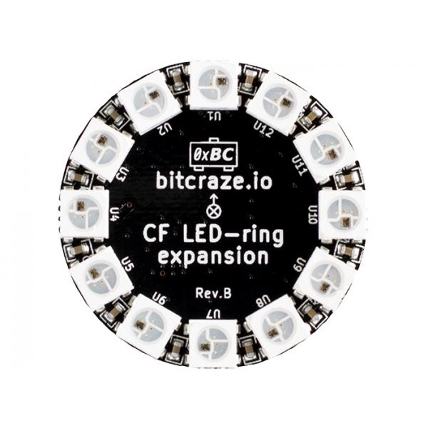 Crazyflie 2.0 - LED-ring Expansion Board