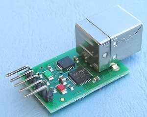 USB to I2C Interface Module
