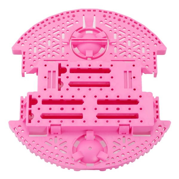 Romi Chassis Base Plate (rosa)