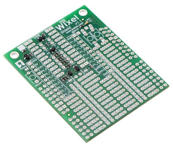 Wixel Shield für Arduino, v1.1