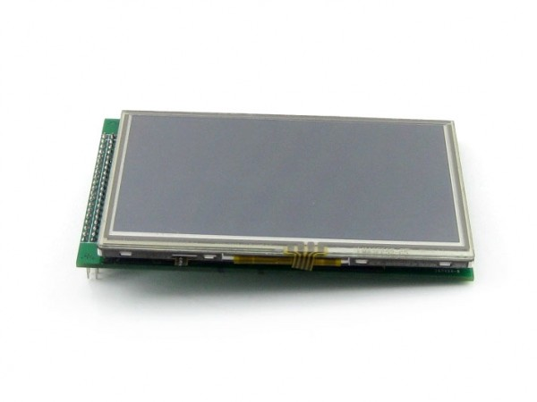 4.3 inch 480x272 Touch LCD (B)