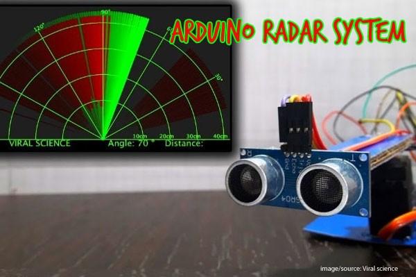arduino-radar
