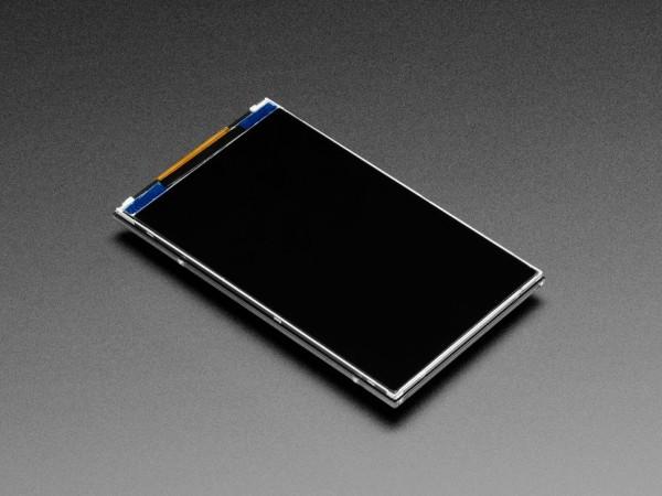 """Pimoroni HyperPixel - 4.0"""" Hi-Res Display for Raspberry Pi - Non-Touch"""