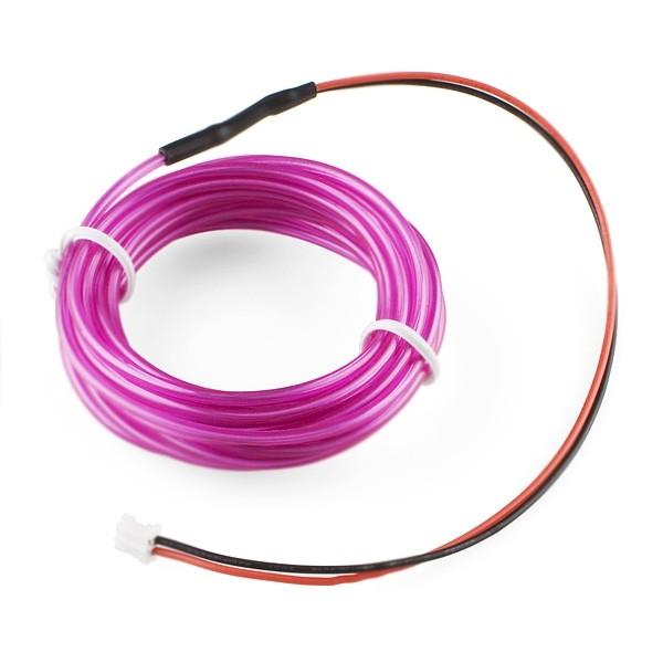EL Kabel - Lila 3m