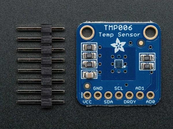 Adafruit Contact-less Infrared Thermopile Sensor Breakout - TMP006