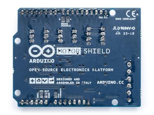 ... Arduino Motor Shield Rev3