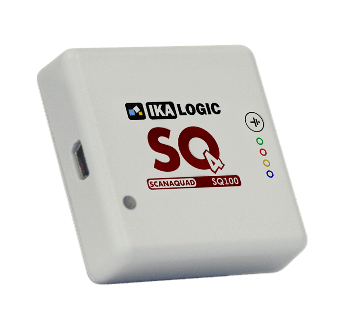 ScanaQuad SQ100 4 Channels Logic Analyzer & Digital Pattern Generator