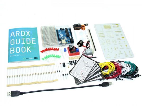 ARDX - Arduino Starter-Kit