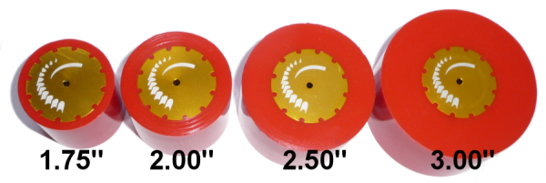 "FingerTech Urethane Sumo Wheel 2.00"""