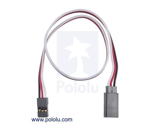 Servo Extension Cable 30cm Male - Female