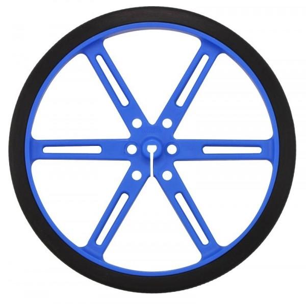 Pololu Wheel 90x10mm Pair - Blue