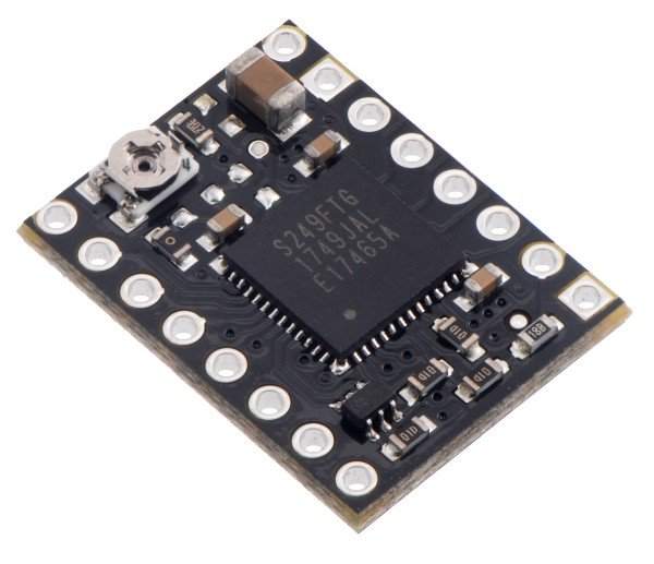 TB67S249FTG Stepper Motor Driver Compact Carrier